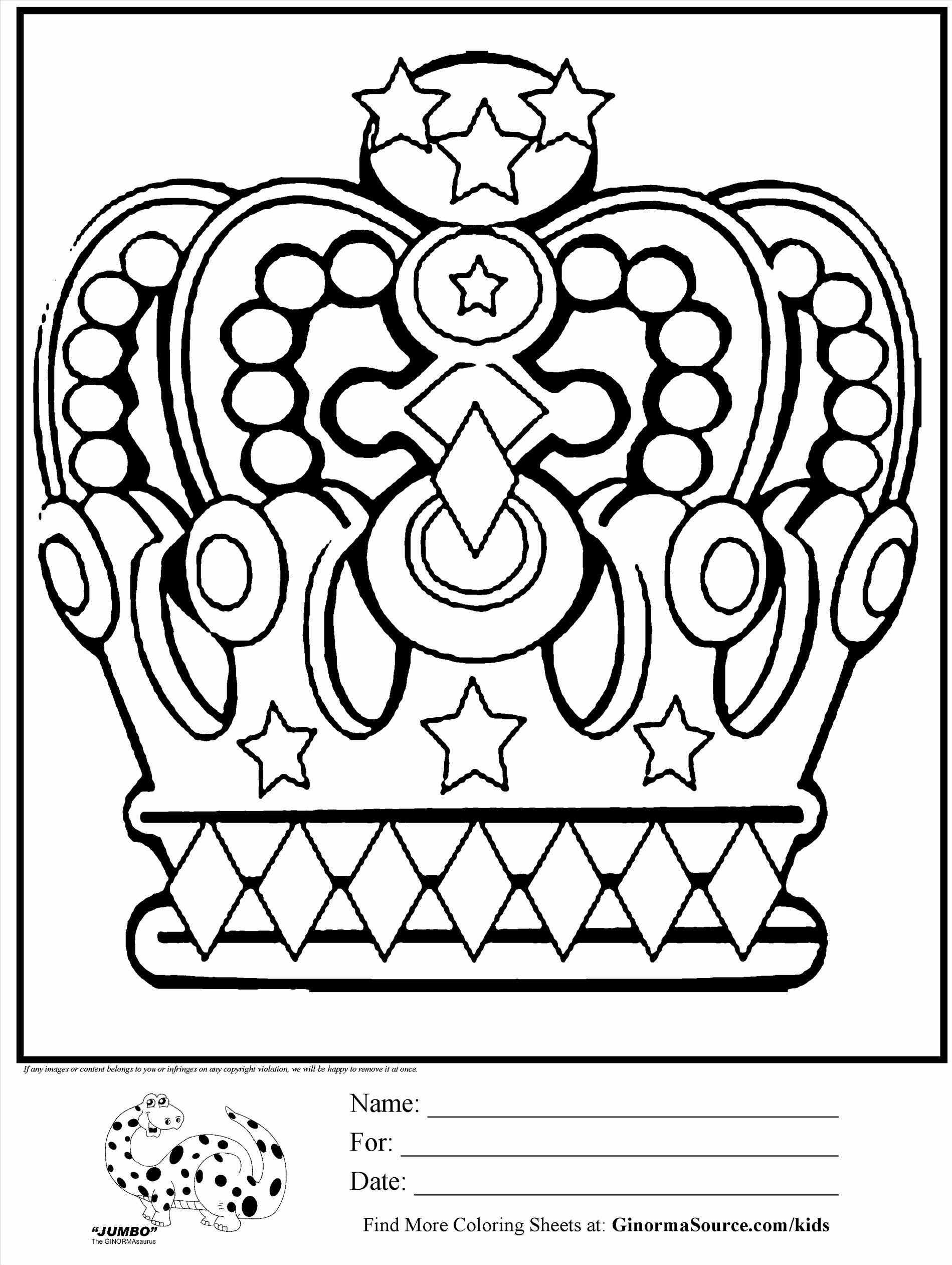 1899x2522 Beautiful Tiara Coloring Page For Girls Lovely Adult Top Crown