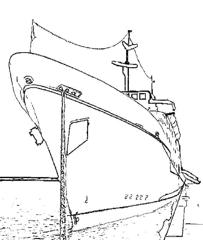 800x943 Cruise Ship Coloring Pages Many Interesting Cliparts