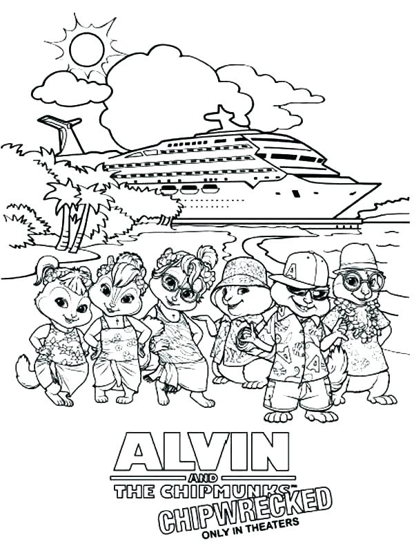 600x800 Disney Cruise Coloring Sheets Ship Coloring Pages War Ship