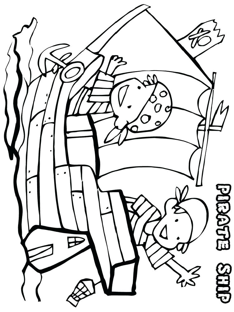 750x1000 Ship Coloring Pages Pirate Ship Coloring Pages For Boys Carnival