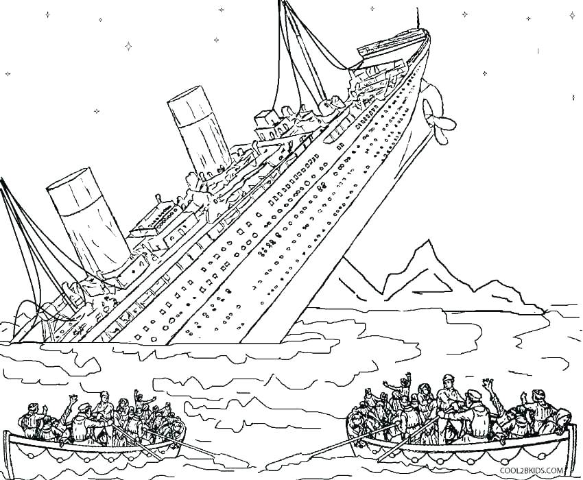 850x700 Cruise Ship Coloring Page Coloring Pages Ships Ships Coloring