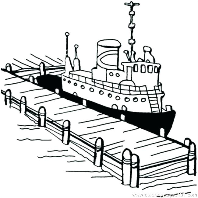 650x651 Cruise Ship Coloring Page Free Titanic Coloring Pages With Titanic
