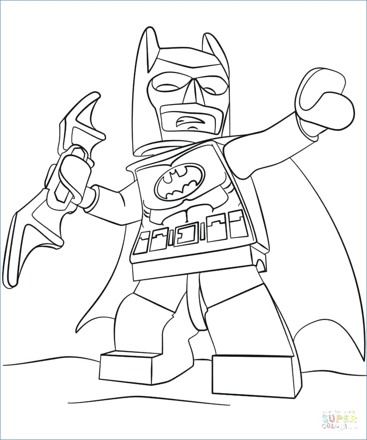 736x884 Batgirl On Roof Coloring Pages