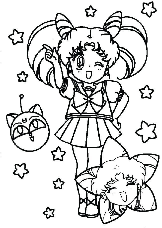 650x912 Sailor Moon Coloring Pages Sailor Moon Coloring Pages Sailor Moon