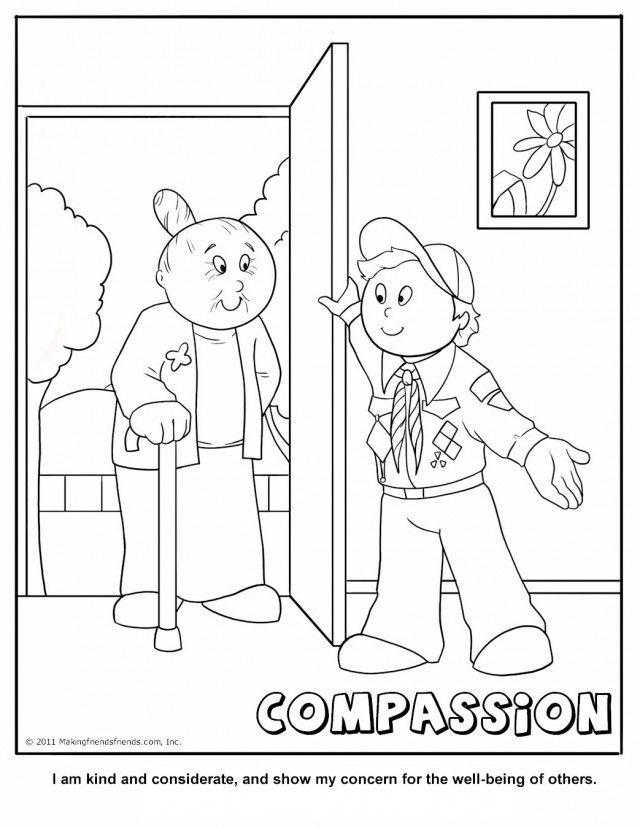 640x828 Cub Scout Tiger Colouring Pages Page Tiger Cub Scout Cub