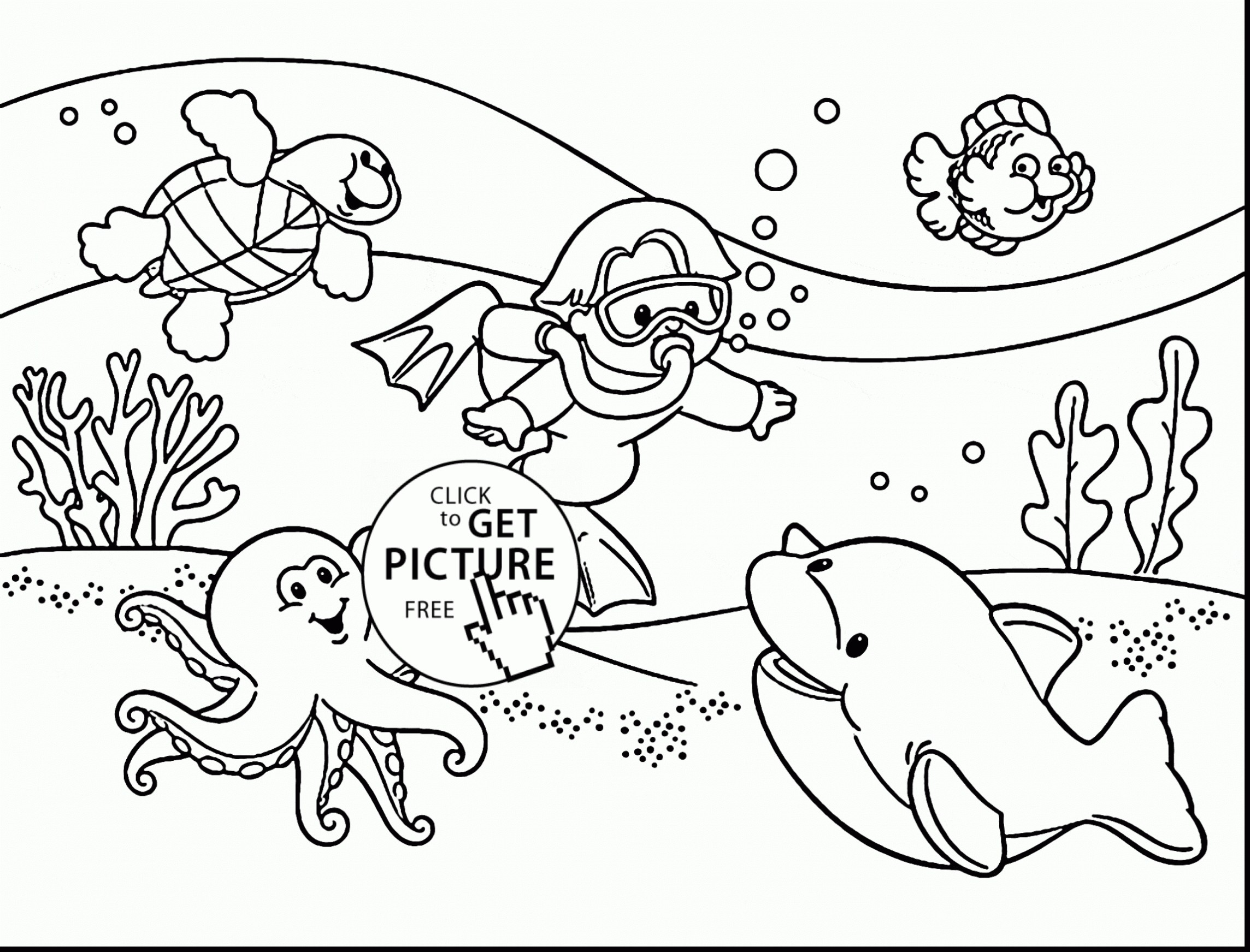 2288x1743 Fresh Coloring Pages Of The Ocean Floor