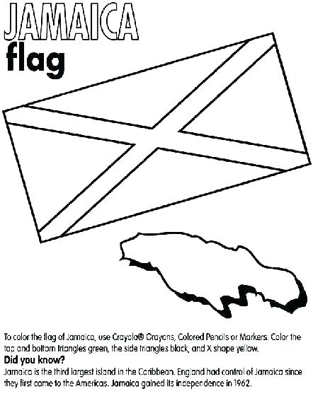 442x560 Cuba Flag Coloring Page Coloring Pages Flag Coloring Page Flag