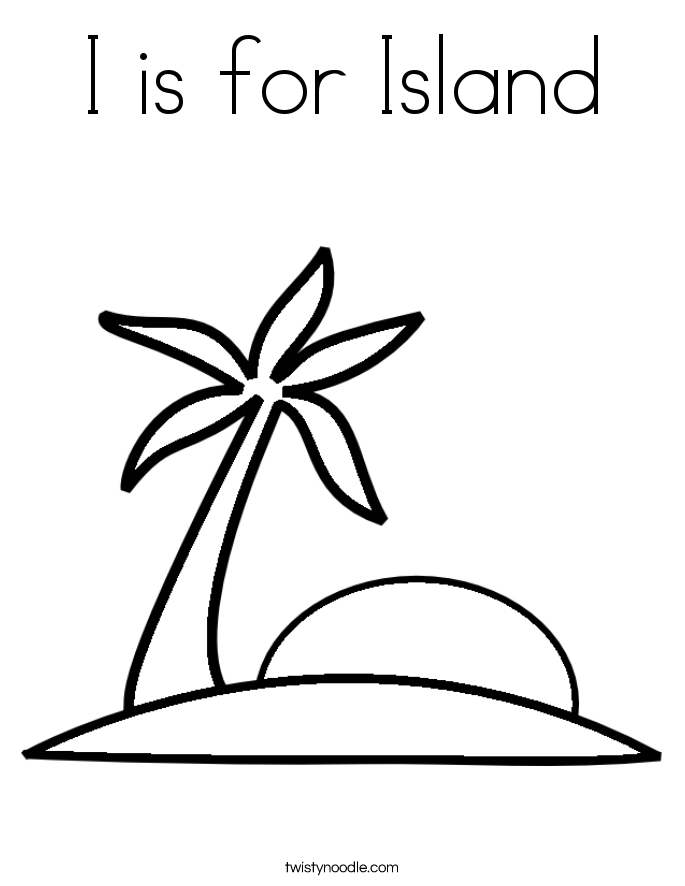 685x886 Ii Is For Ice Cube Coloring Page
