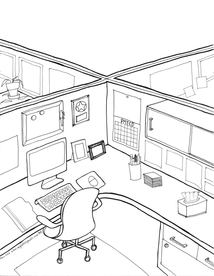 906x1171 Cube Coloring Page Migration Goods Coloring Book