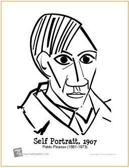 256x332 Self Portrait