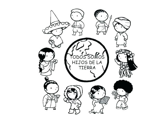 640x480 African Culture Coloring Pages Beautiful Culture Coloring Pages