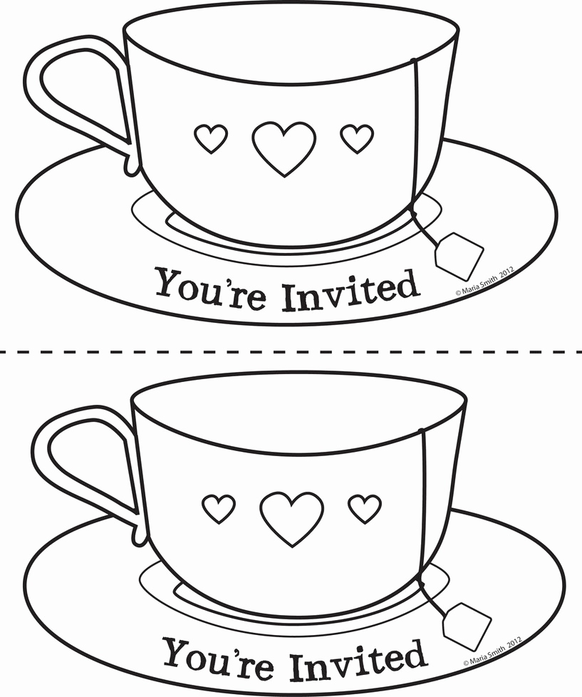 817x978 Cup Of Tea Coloring Page Stock Tea Cup Coloring Page Vitlt