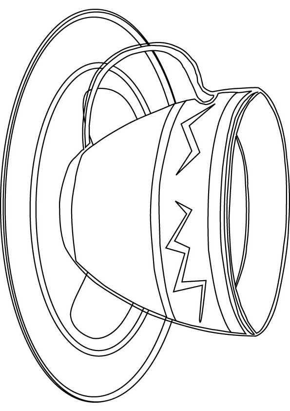 595x842 Cup Coloring Pages, The Cup Of You Colouring Pages