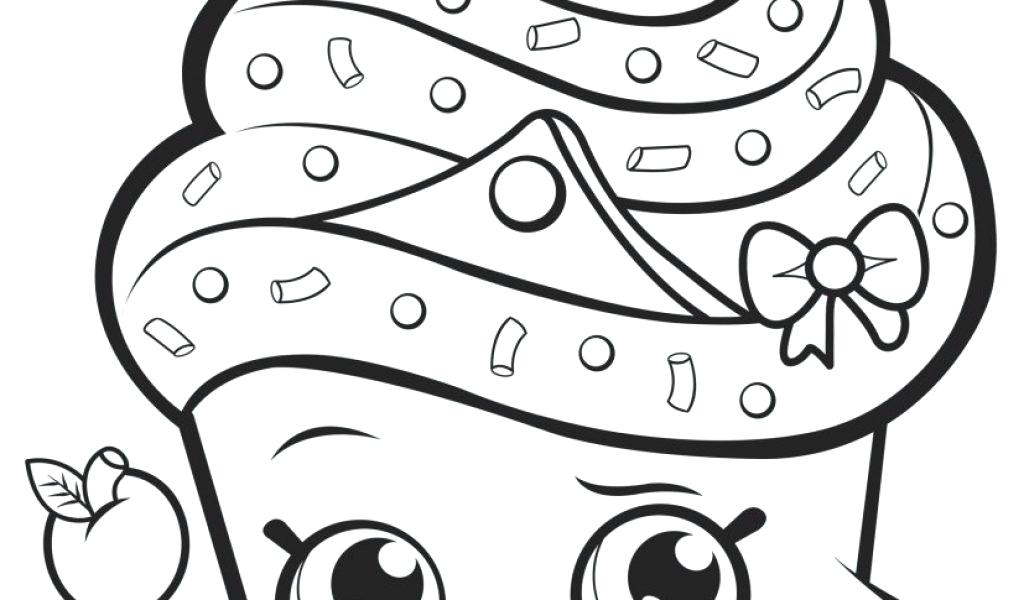 Cupcake Queen Coloring Pages At Getdrawings Com Free For Personal
