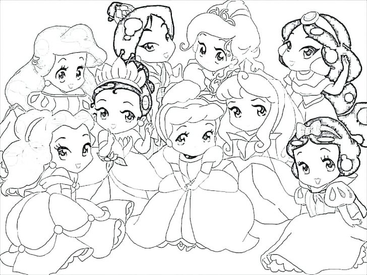 728x546 Princess Jasmine Open The Curtain Coloring Page Pages For Kids