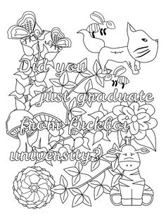 236x306 You May Download These Free Printable Swear Word Coloring Pages