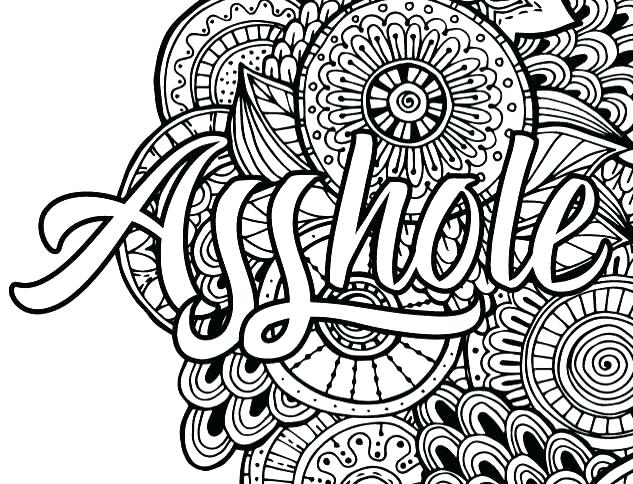 633x484 Word Coloring Pages To Print