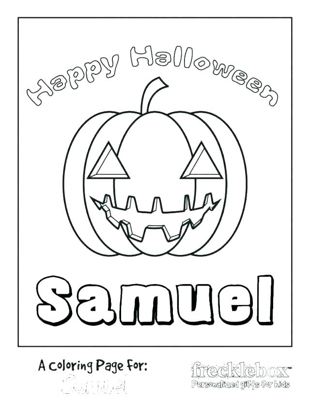 Customized Coloring Pages With Names On It at GetDrawings ...