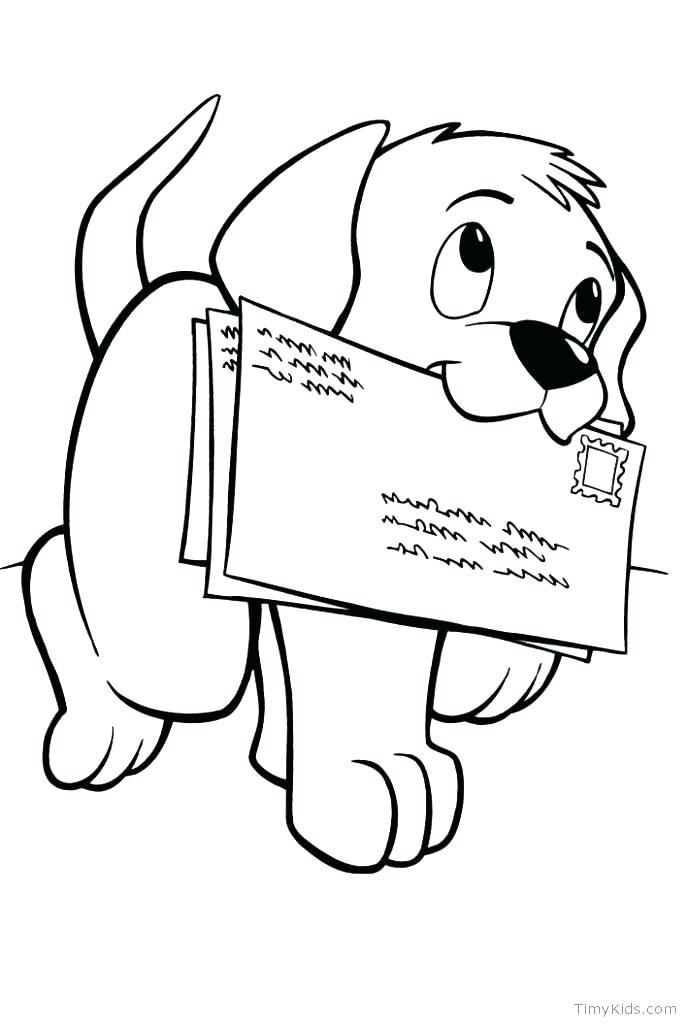 688x1024 Easy Animal Coloring Pages Cut Coloring Pages Fresh Cute Puppy