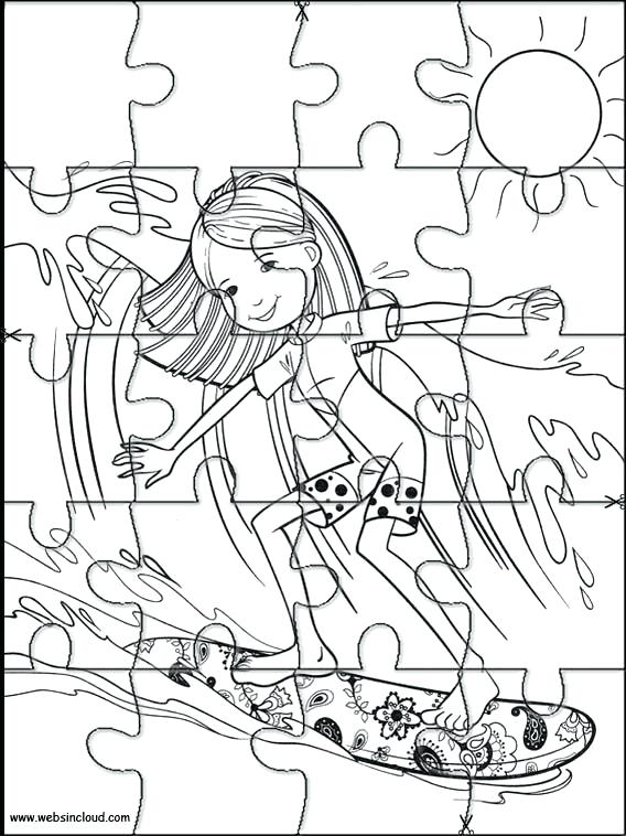 568x758 Cut Out Coloring Pages Printable Jigsaw Puzzles To Cut Out