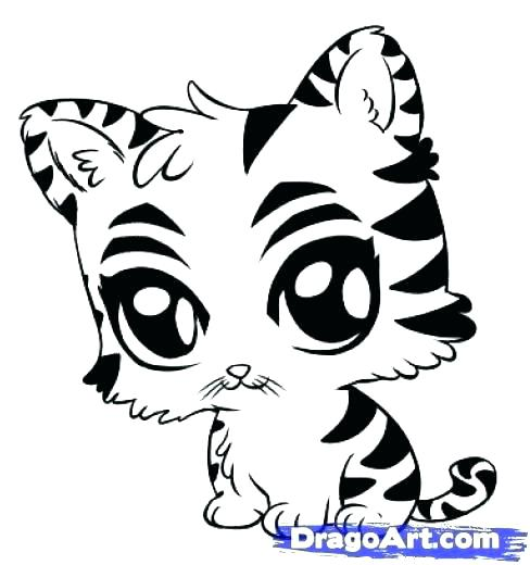 488x520 Cute Baby Animals Coloring Pages Baby Animal Coloring Pages Cute
