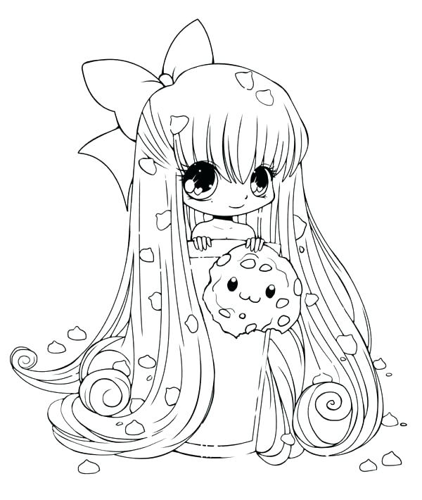 600x710 Cute Girl Coloring Pages Free Animal Coloring Pages National