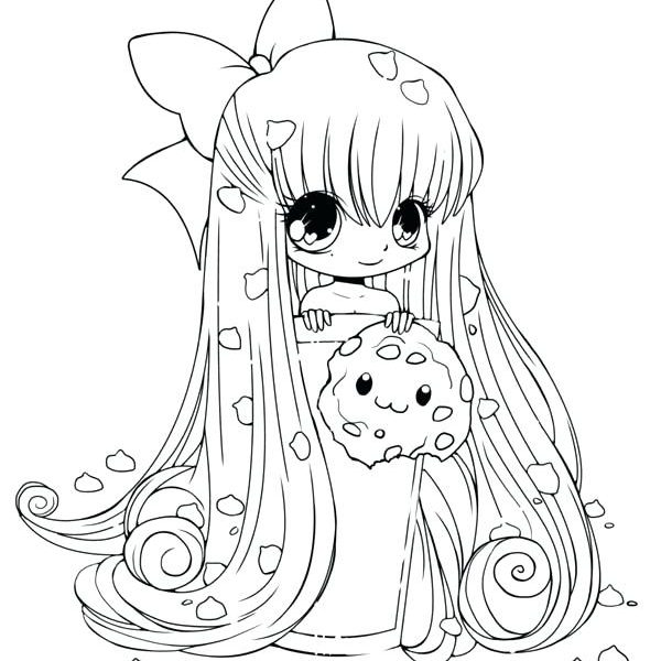 600x600 Cute Girl Colouring Pages Free Animal Coloring Pages National