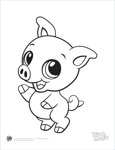 405x524 Cute Animal Coloring Pages Cute Baby Animal Coloring Pages