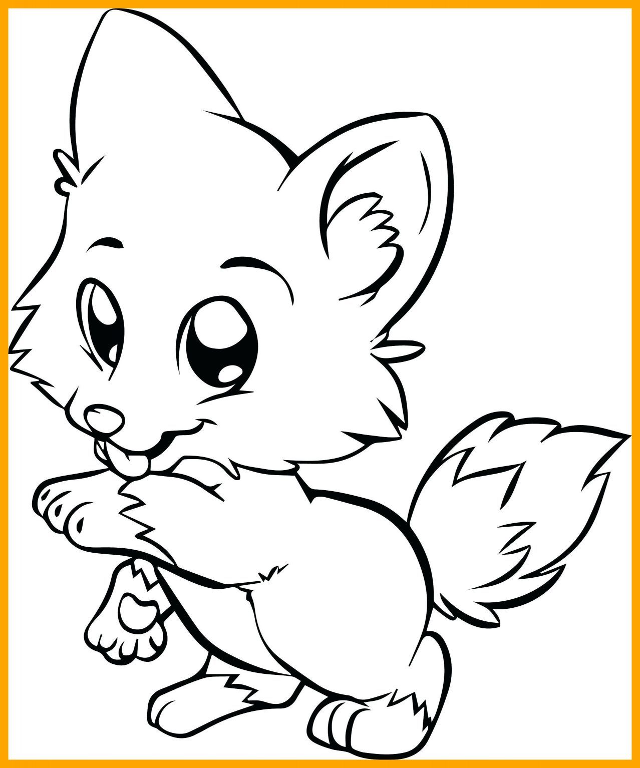 1278x1534 Amazing Quickly Cute With Big Eyes Coloring Pages Eyed Animal Pig