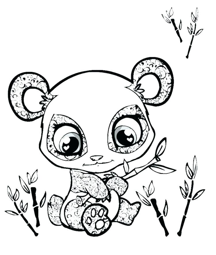 750x884 Cute Anime Animal Coloring Pages Anime Animals Coloring Pages