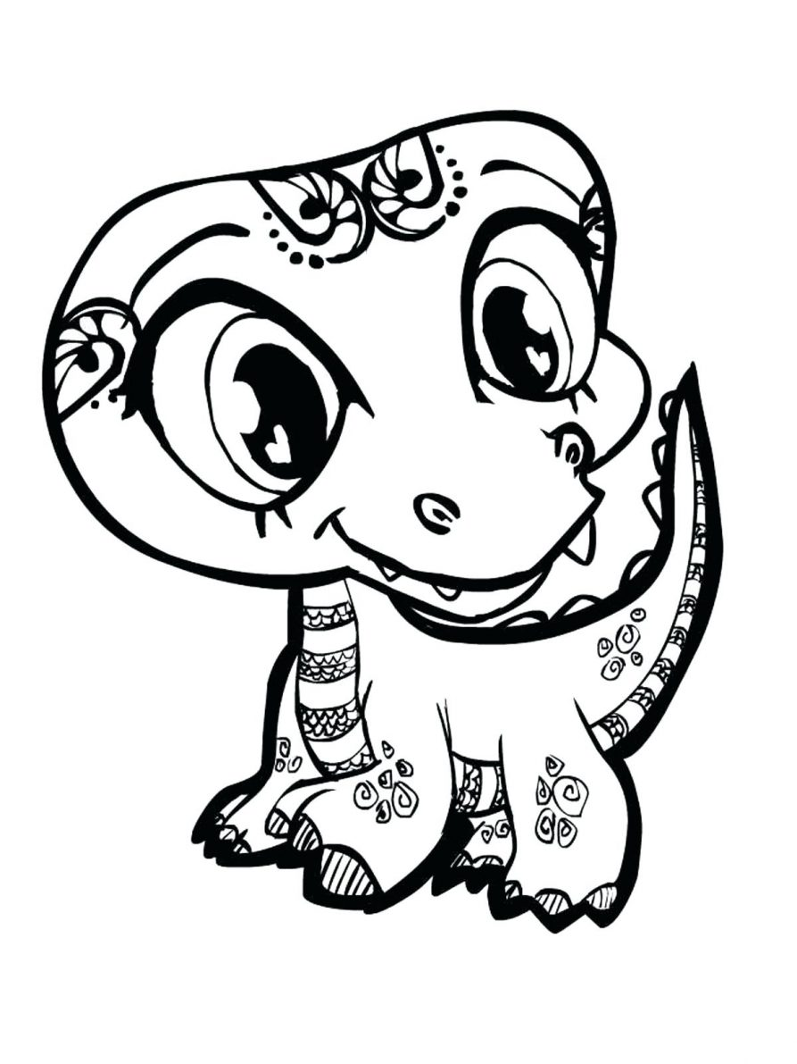 893x1191 Cute Anime Animal Coloring Pages To Fancy Printable Coloring
