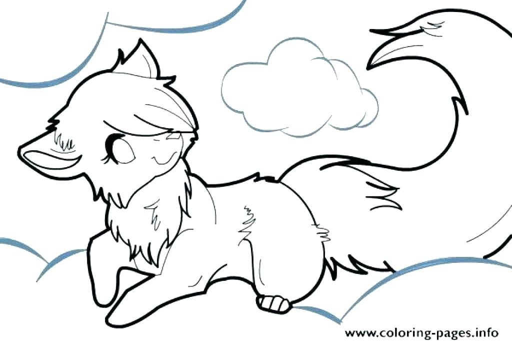 Cute Anime Coloring Pages To Print at GetDrawings.com | Free ...