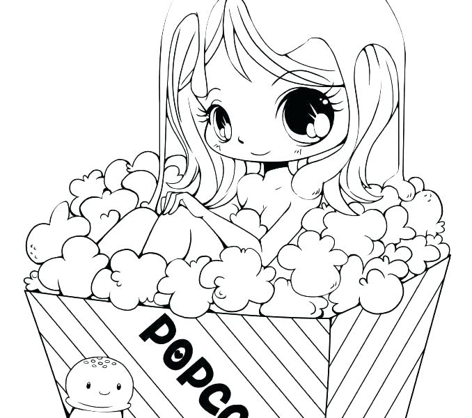 678x600 Anime Girl Coloring Page Coloring Page For Girls Emo Girl Coloring