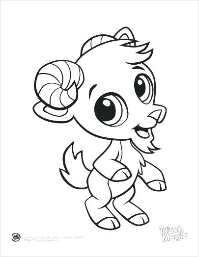 405x524 Fine Decoration Cute Baby Animal Coloring Pages Free Animals