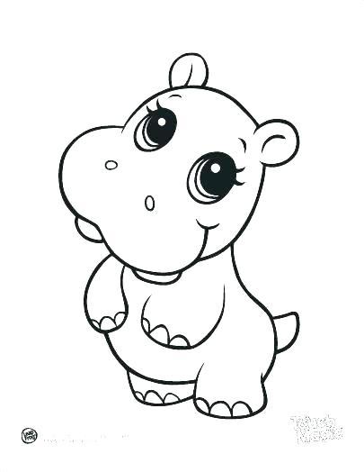 405x524 Narwhal Coloring Page Narwhal Coloring Pages Cute Baby Animal