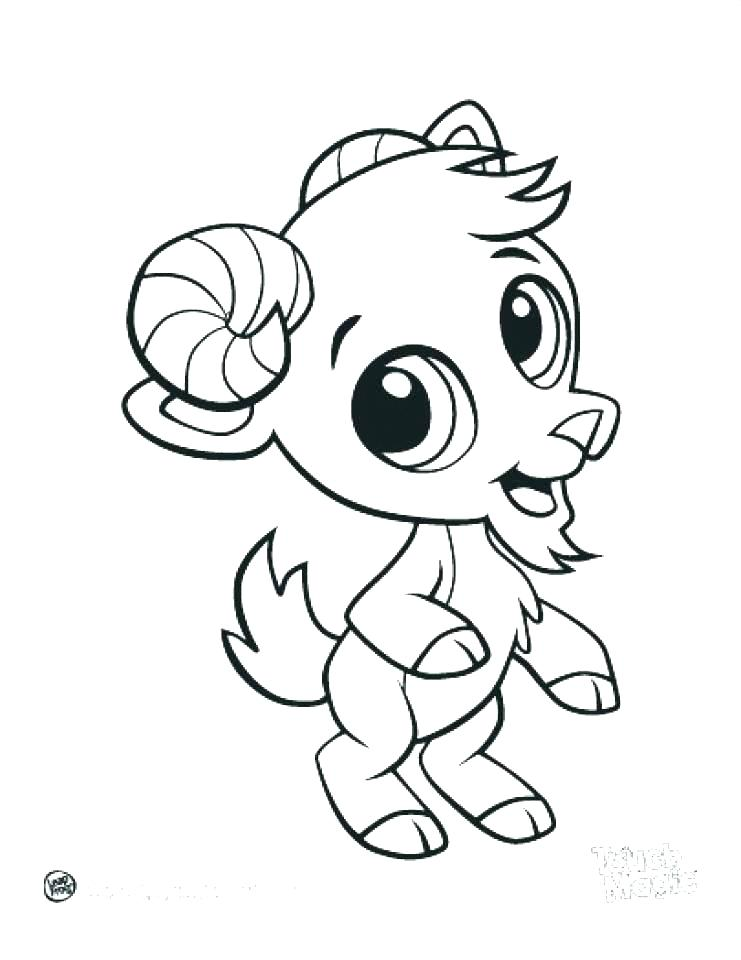 741x960 Cute Baby Animals Coloring Pages I Love You Printable Coloring