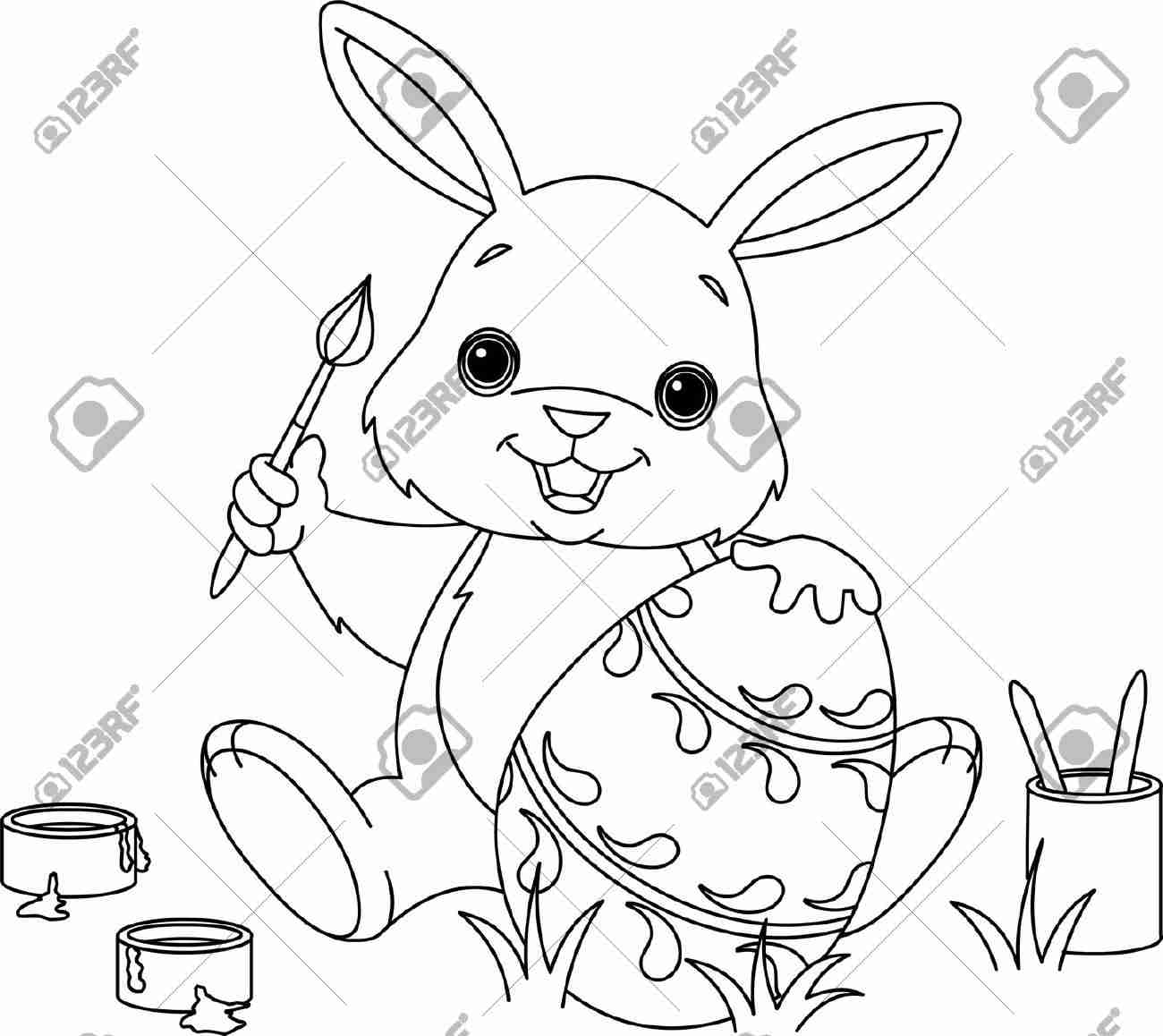 1300x1158 Cute Baby Bugs Bunny Coloring Page Wecoloringpage Prepossessing
