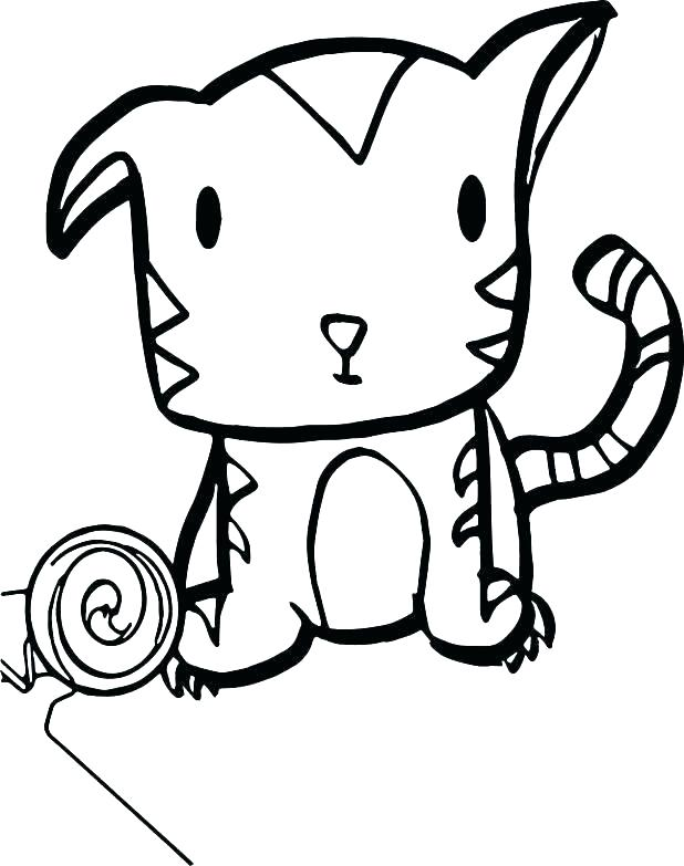 618x783 Baby Tiger Coloring Pages Cute Baby Coloring Pages Baby Tiger