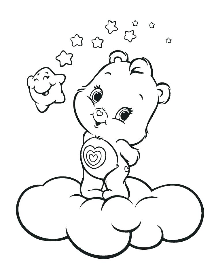 736x971 Coloring Page Baby Coloring Bears Bear Coloring Pages Baby Care