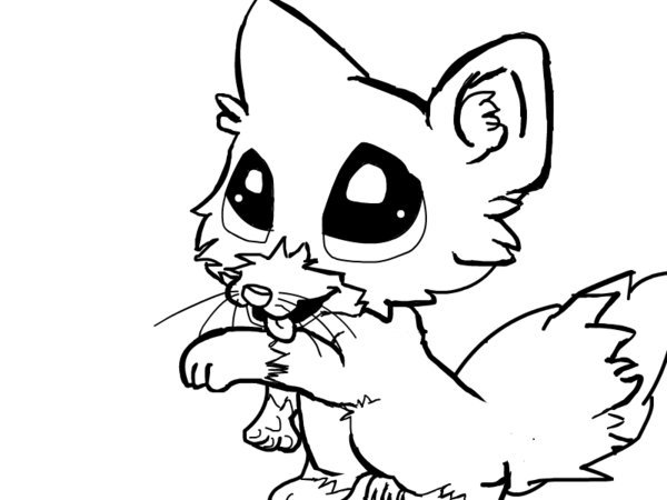 600x450 Cute Baby Coloring Pages Coloring Pages For Boys And Girls