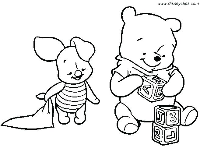 657x486 Cool Disney Baby Coloring Pages Babies Coloring Pages Print Cute