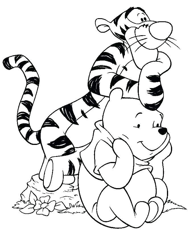 661x820 Baby Disney Characters Coloring Pages Baby Coloring Pages Free