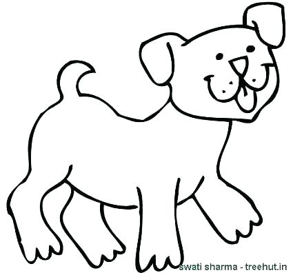 425x396 Dog Coloring Page Impressive Coloring Pages Dogs For Kids Book