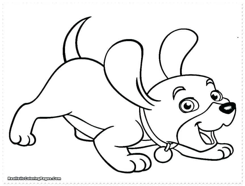 863x656 Puppy Color Pages Puppy Coloring Pages Puppy Dog Colouring Pages