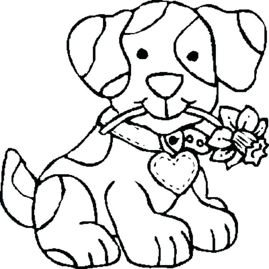 863x863 Baby Cats Coloring Pages