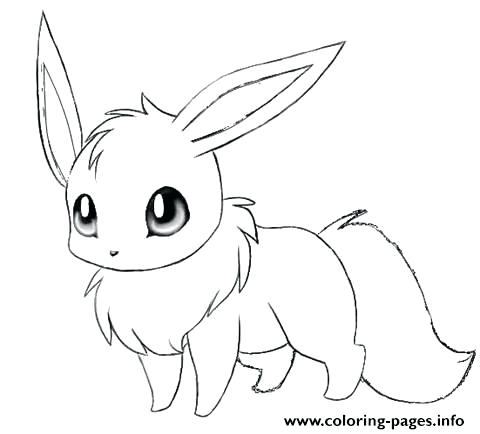 480x434 Fox Coloring Pages To Print Cute Baby Fox Coloring Page Free Fox