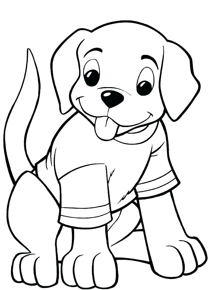 748x1009 Dog Coloring Pages Doggy Coloring Pages Coloring Pages Of Cats