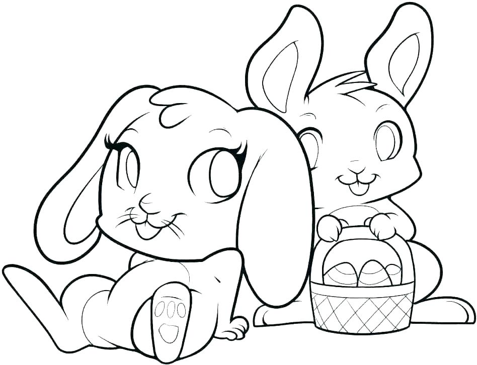 948x726 Bunny Easter Coloring Pages Bunny Coloring Pages Easter Bunny