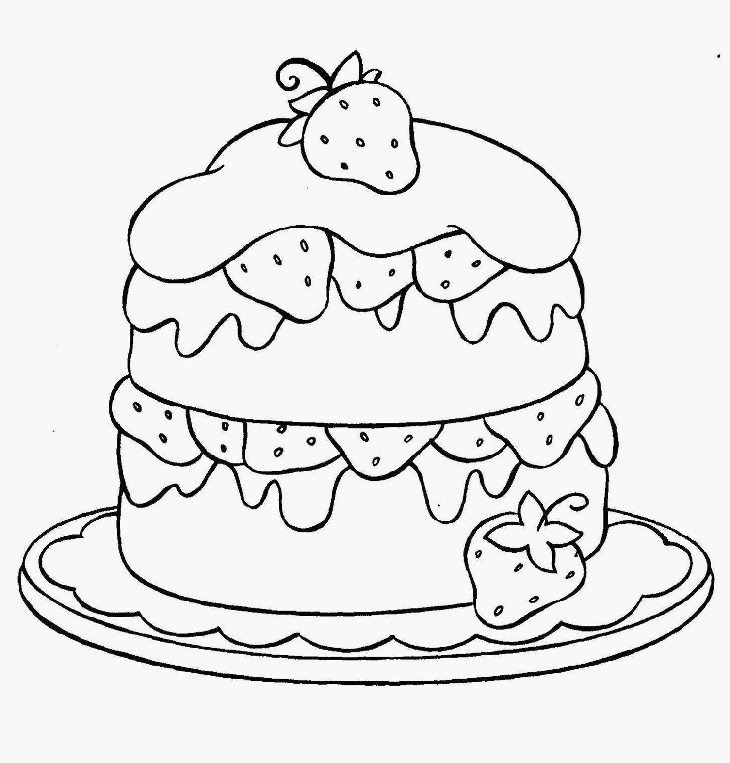 1455x1521 Cupcake Free Coloring Pages For Kids Happy Birthday Cupcake