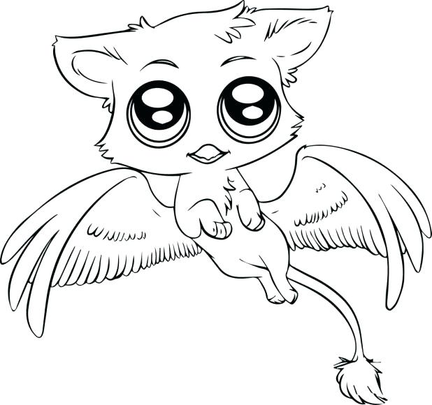 618x580 Cartoon Animal Coloring Pages Inspirational Cute Animal Coloring